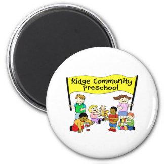 Ridge Community Preschool Magnet