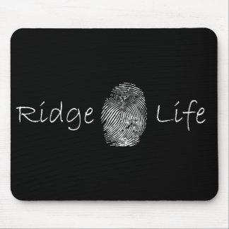 Ridge Life mouse pad