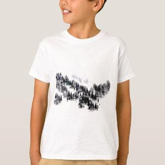 Ridge of trees T-Shirt