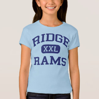 Ridge - Rams - Junior High School - Mentor Ohio T-Shirt