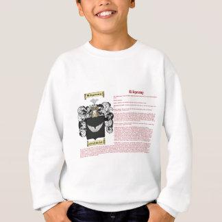 Ridgeway (meaning) sweatshirt