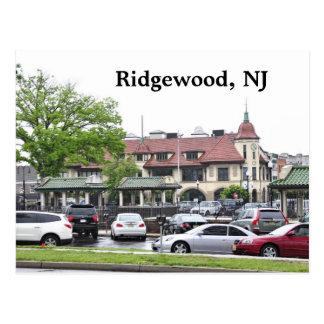 Ridgewood, NJ Postcard