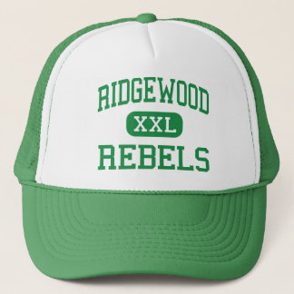 Ridgewood - Rebels - Community - Norridge Illinois Trucker Hat