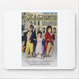ridiculous cover jpg mouse pad