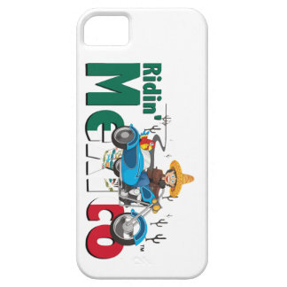 Ridin'  Mexico Barely There iPhone 5 Case