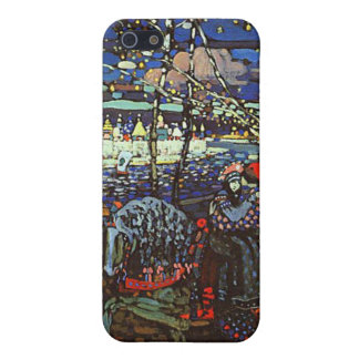 Riding Couple by Wassily Kandinsky Case For The iPhone 5