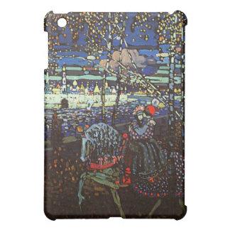 Riding Couple by Wassily Kandinsky iPad Mini Case