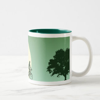 Riding for Greener Pastures Mug