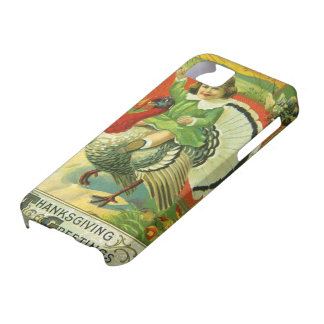 Riding High Thanksgiving iPhone 5 Covers