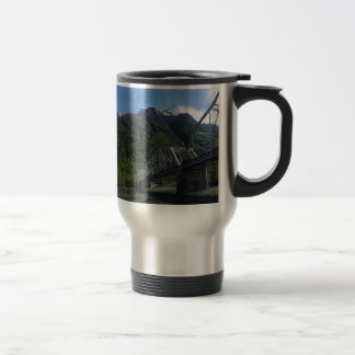 Riding In The Endless Daylight Of Summer Travel Mug