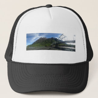 Riding In The Endless Daylight Of Summer Trucker Hat