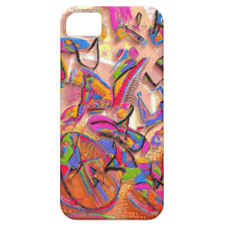 Riding lazy - layer of cellular iPhone 5 cases