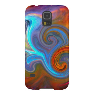 Riding Orion Galaxy S5 Cover