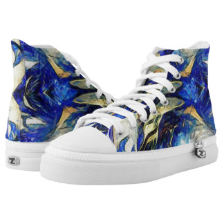 Riding Printed Shoes