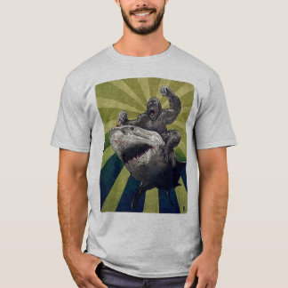 Riding Shark T-Shirt