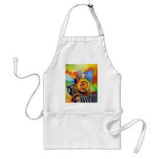 Riding That Train by Piliero Adult Apron