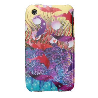 Riding the Waves iPhone 3 Case-Mate Case