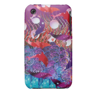 Riding the Waves iPhone 3 Cover