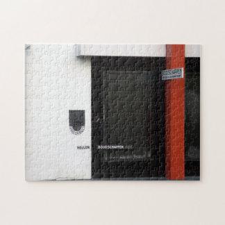 Rietveld Schröder House Utrecht Jigsaw Puzzle