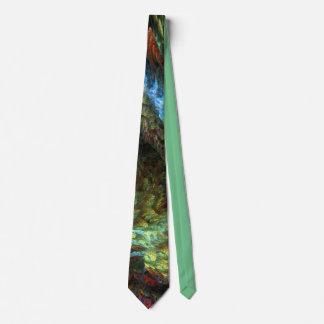 Rif Raf Fractal Tie