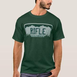 Rifle Colorado guys license plate tee