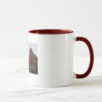 Riga city center Mug
