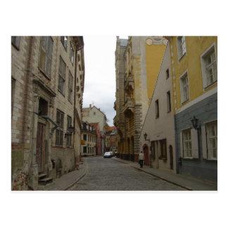 Riga Latvia Postcard