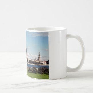 Riga (panoramic view) coffee mug