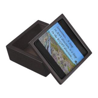 Right Direction Premium Keepsake Boxes