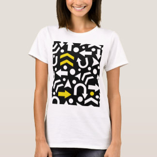 Right direction - yellow T-Shirt
