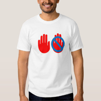 Right is Not Right (graphic) Tshirt