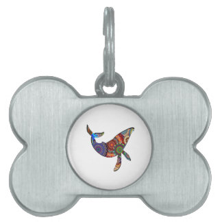 Right of Passage Pet Name Tag