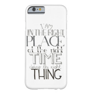 Right Place Barely There iPhone 6 Case