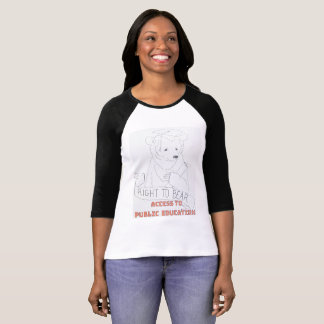 Right To Bear Access To Public Education T-Shirt