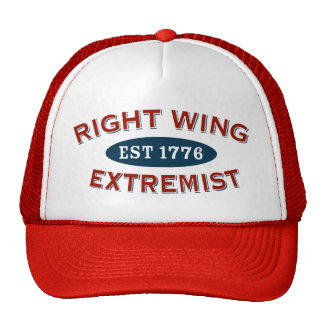 Right-Wing Extremist Est 1776 Hat