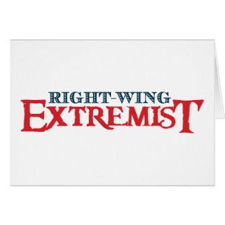 Right-Wing Extremist Greeting Cards