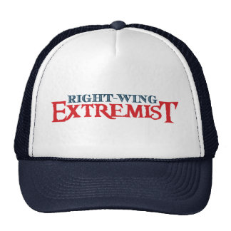 Right-Wing Extremist Mesh Hat