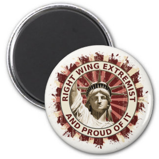 Right Wing Extremist Magnet