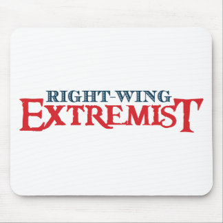 Right-Wing Extremist Mouse Pad
