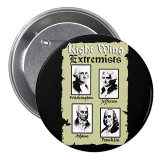 Right Wing Extremists Pin