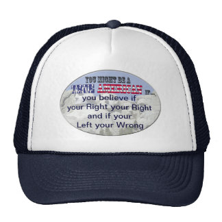 right your right hats