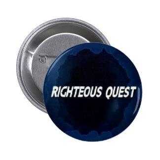 Righteous Quest button
