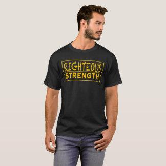 Righteous Strength Logo T-Shirt