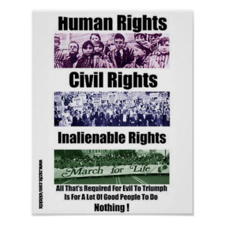 RIGHTS POSTER