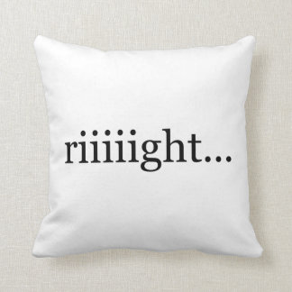 Riiiight… Un-motivational pillow
