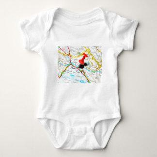 Rijeka, Croatia Baby Bodysuit