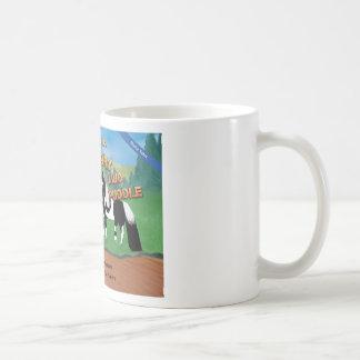 Riki and J.R.The Big Bad Scary Mud Puddle Horse Coffee Mug