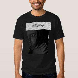 RIKKI LA ROUGE 2000 Men's Basic Dark T-Shirt