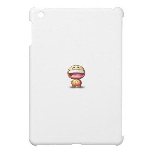 Riko Tooney Happy Face iPad Mini Case