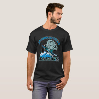 Riley Hunter #30 Jacksonville Sea Storm T-Shirt